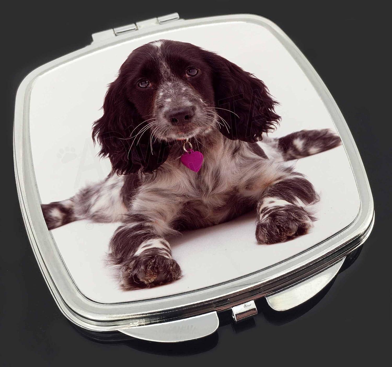 Cockerspaniel-Hunde Weihnachtsgeschenk Make-up Taschenspiegel Weihnachtsgeschenk Advanta Products