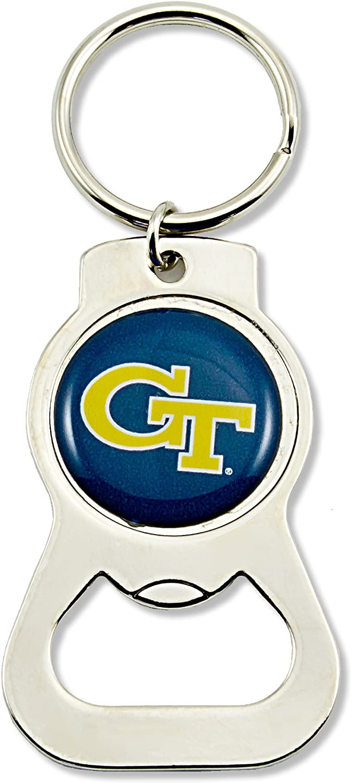 NCAA Bottle Opener Key Ring
