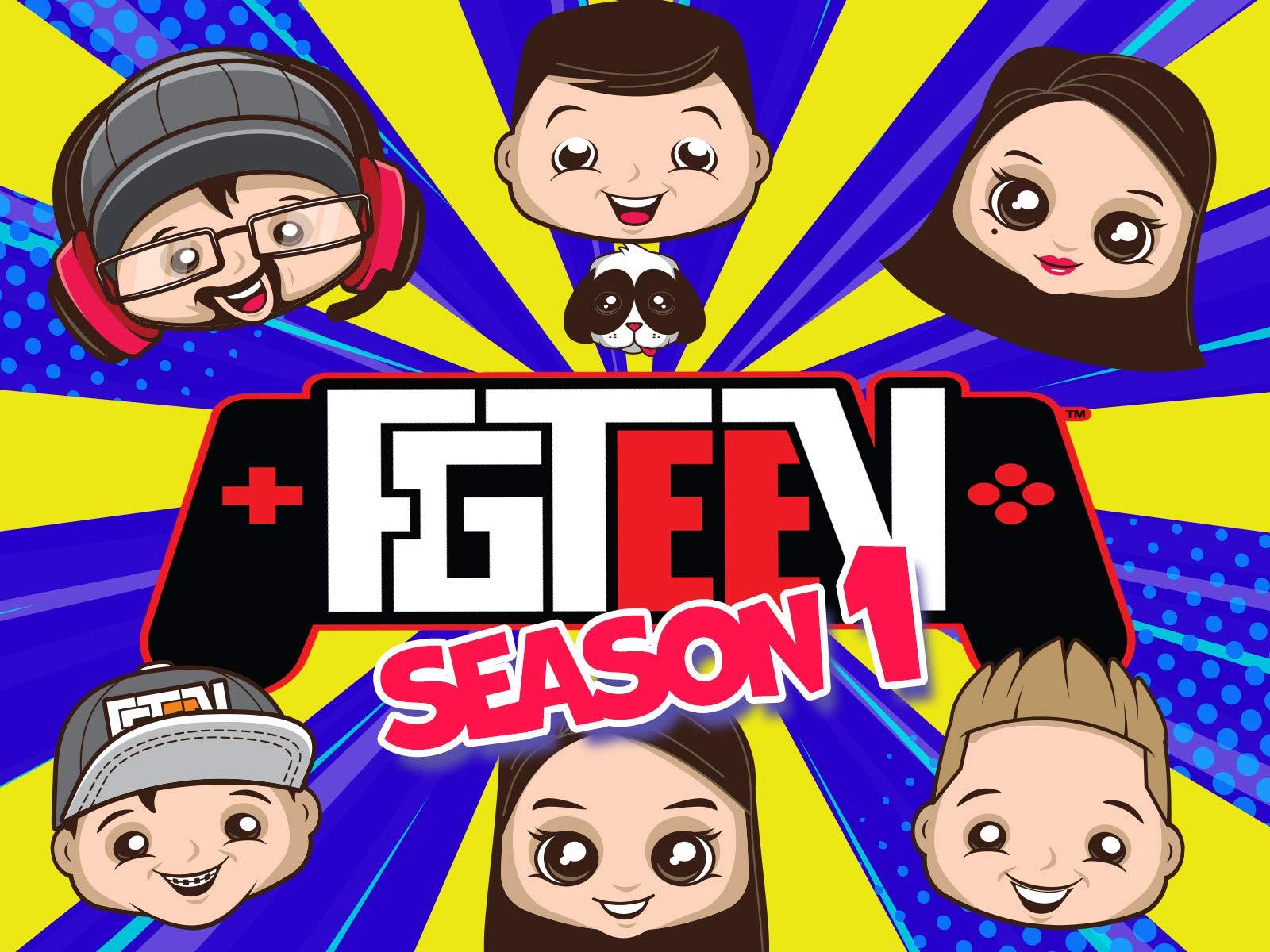 Clip: FGTeeV (New) - Season 1