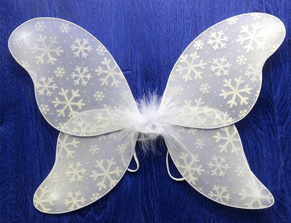White Snowflake Wing