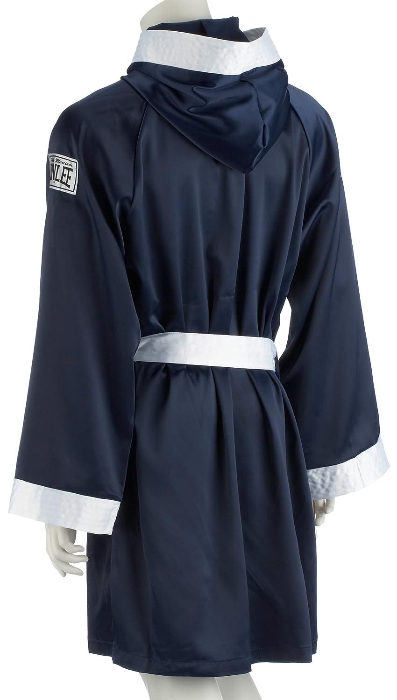 BENLEE Rocky Marciano Hooded - Bata de boxeo para mujer, color Azul Marino, talla XL: Amazon.es: Deportes y aire libre