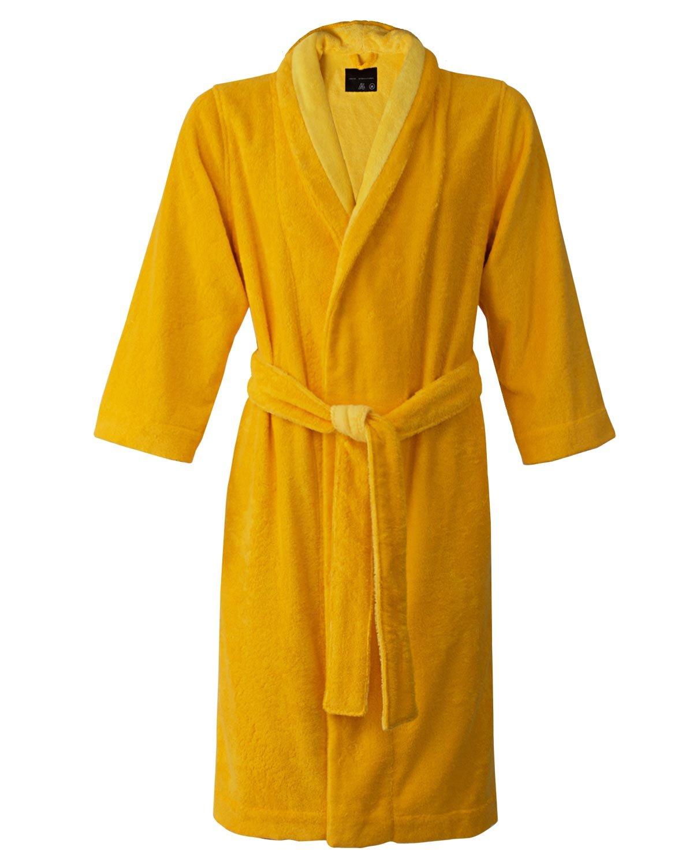 Faccia dei Colori Bathrobe Slippers Small Daffidil-Golden Haze by Armani International