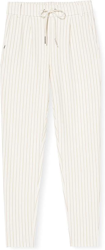 Only Onlpoptrash Easy Rush Stripe Pnt Noos Pantalones para Mujer
