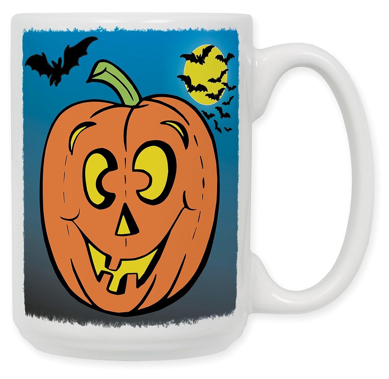 Halloween Bats 15 Oz. Ceramic Coffee Mug