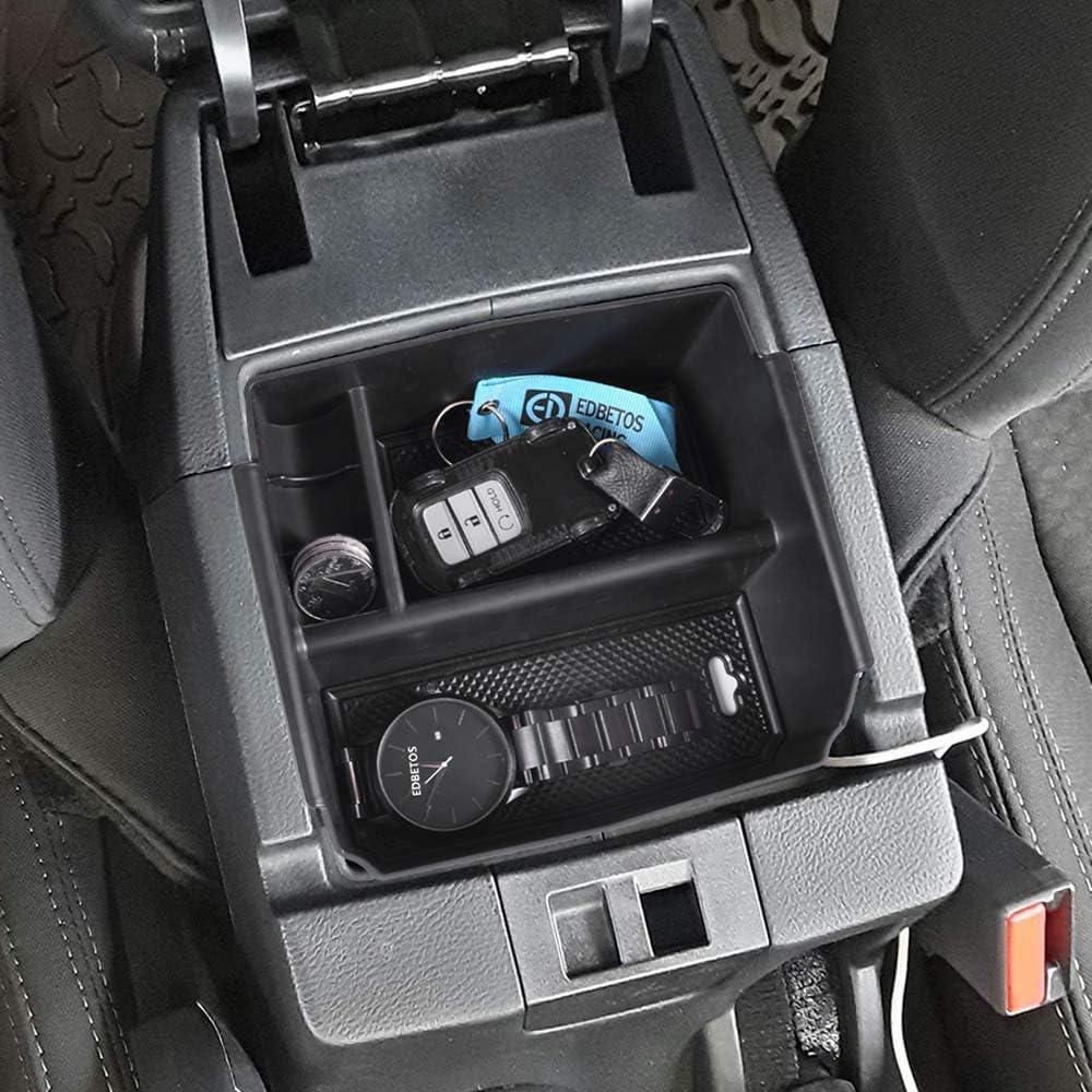 Amazon.com: EDBETOS Center Console Organizer Tray Compatible with 2011-2018 Jeep  Wrangler JK/JKU Rubicon Sport Sahara Accessories Armrest Storage Glove Box:  AutomotiveAmazon.com