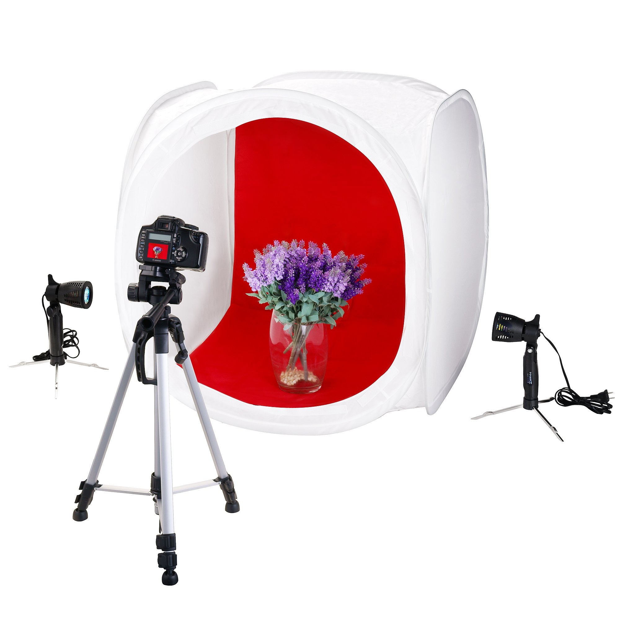 3090 Square Perfect Professional Quality Premium Studio In a Box Light Tent Cube for Quality Photography by SQUARE PERFECT