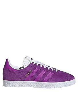 adidas gazelle violet femme