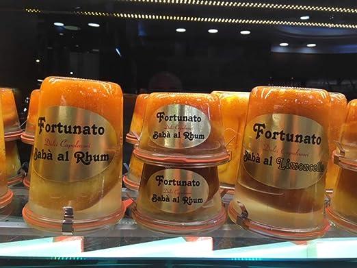 Babà en vasocottura con ron gr. 850: Amazon.es: Alimentación ...