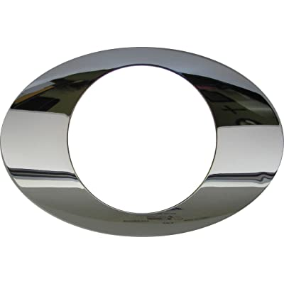 Optronics 00212227P M3 Series Bezel for a Marker/Clearance Light, Chrome: Automotive