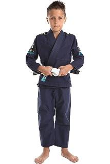 Amazon.com : Woldorf USA BJJ Kimono Jiu Jitsu Uniform for ...