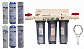 Reverse Osmosis Revolution Water Filter Whole House
