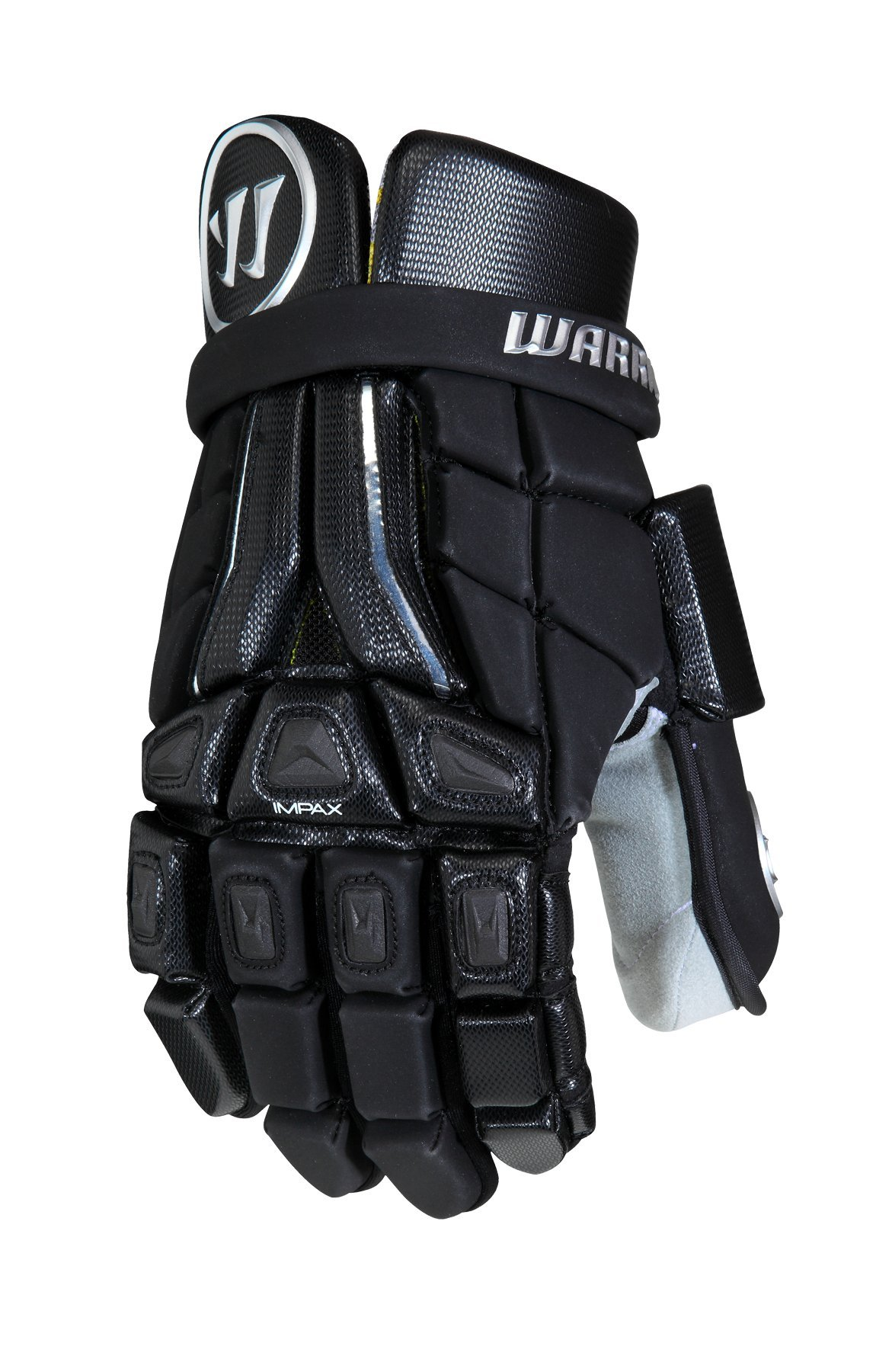 Warrior Nemesis Pro Gloves, Black, Medium