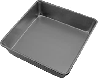 product image for G & S Metal Products Company Signature Commercial Grade Nonstick Square Cake Baking Pan, 9''x9'', Gray