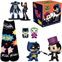 7-Piece Funko POPI DC Batman Classic TV Series Box