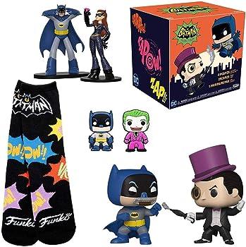 7-Piece Funko POPI DC Batman Classic TV Series Box