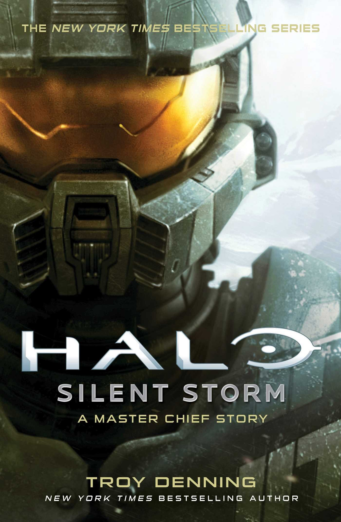 amazon halo silent storm a master chief story troy denning