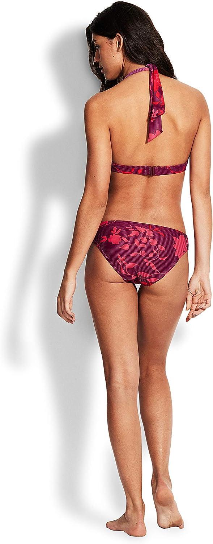 Seafolly Florence Hipster Slip Bikini Donna