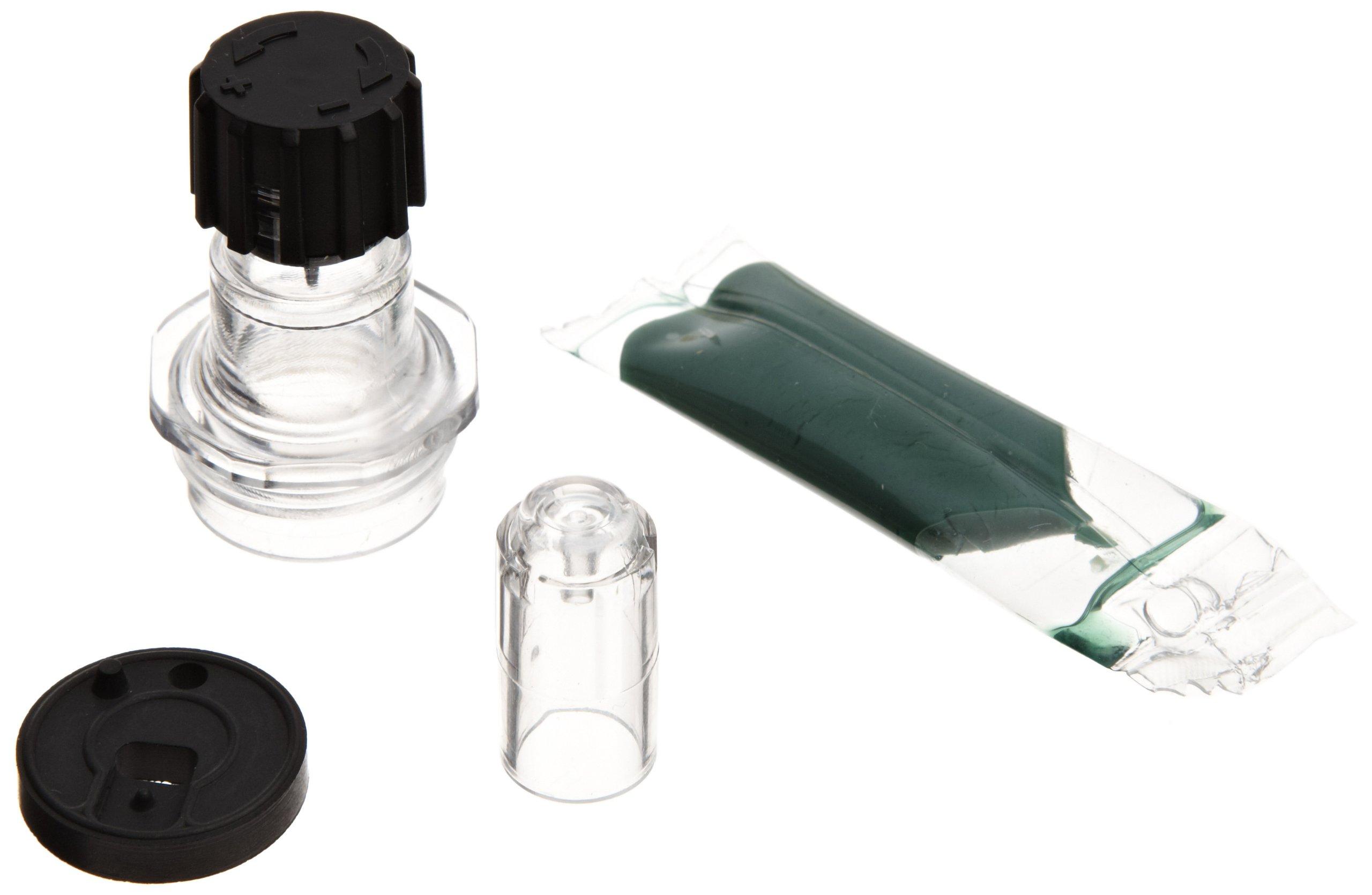 Parker PS740P Polycarbonate Sight Dome Kit for 15L, 16L, 17L, 06L, 07L and P3NL Series Lubricator by Parker