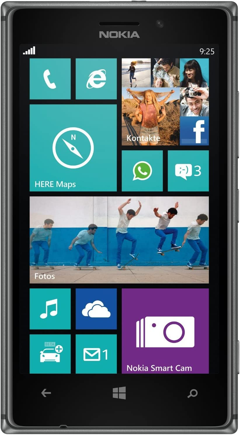 Nokia Lumia 925 - Smartphone libre (pantalla 4.5