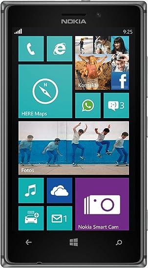 Nokia Lumia 925 16GB NFC LTE - Smartphone libre (pantalla de 4,5 ...