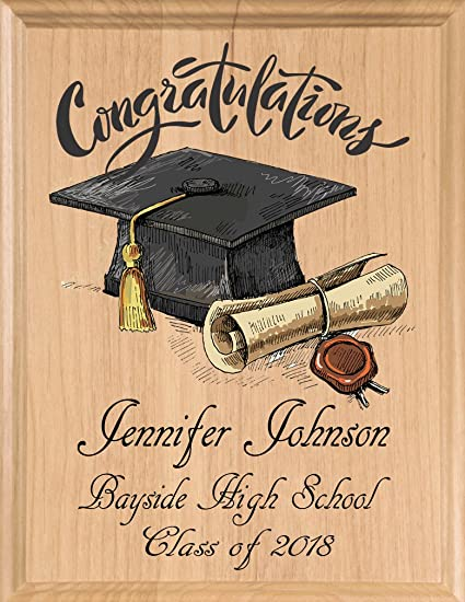 amazon com broad bay personalized graduation gift unique gifts for