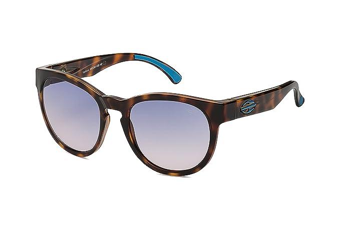MORMAII Gafas de sol Ventura, marrón con lentes color azul degradado  Amazon .es  Ropa y accesorios ff26d1c5fc