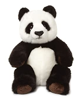 WWF 344999-4 Oso panda de juguete Felpa Negro, Blanco juguete de peluche -