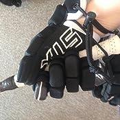 Amazon.com: STX Lacrosse Stallion 50 - Guantes para jóvenes ...
