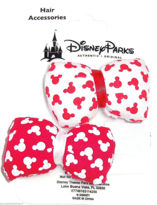 Disney Parks Minnie Mouse Hair Bow barrette