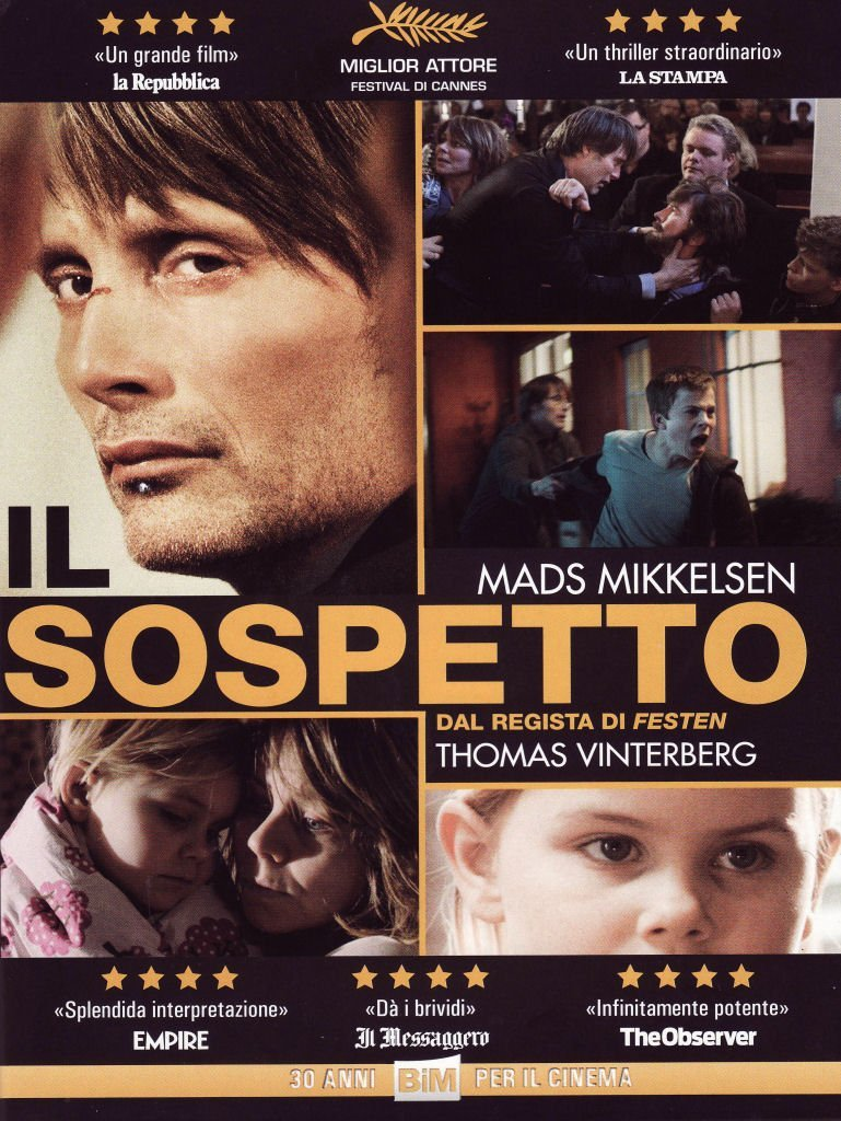 Il Sospetto [Italia] [DVD]: Amazon.es: Thomas Bo Larsen, Mads Mikkelsen, Thomas Vinterberg: Cine y Series TV
