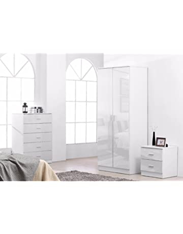 Fabulous Amazon Co Uk Bedroom Wardrobe Sets Home Kitchen Home Interior And Landscaping Ponolsignezvosmurscom
