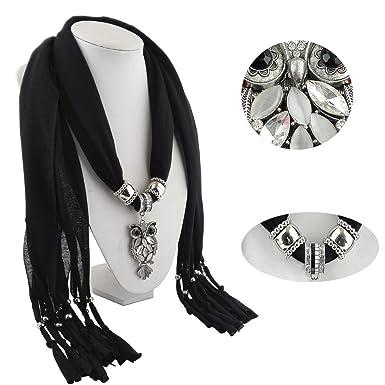 Jelinda - Ensemble bonnet, écharpe et gants - Femme - Noir - Taille unique 16be9c3b42c