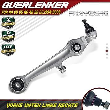 1 x Querlenker links Audi A4 8D2 //Avant 8D5// A6 4B //Avant VW Passat 3B2 3B5