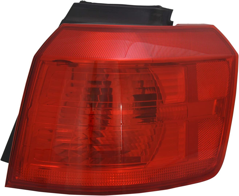 TYC 11-6542-00 GMC Terrain Tail Lamp