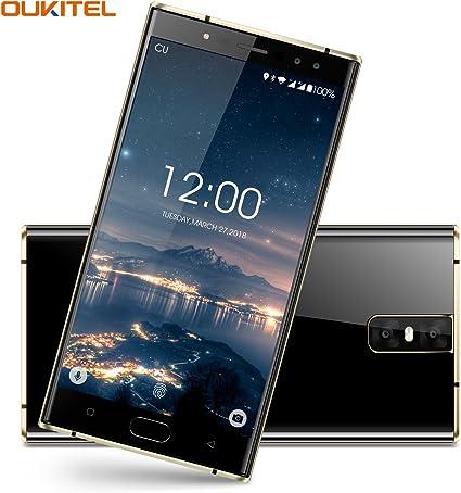 OUKITEL K3 - Telefonos Móvil 4G Smartphone Libre con Batería ...