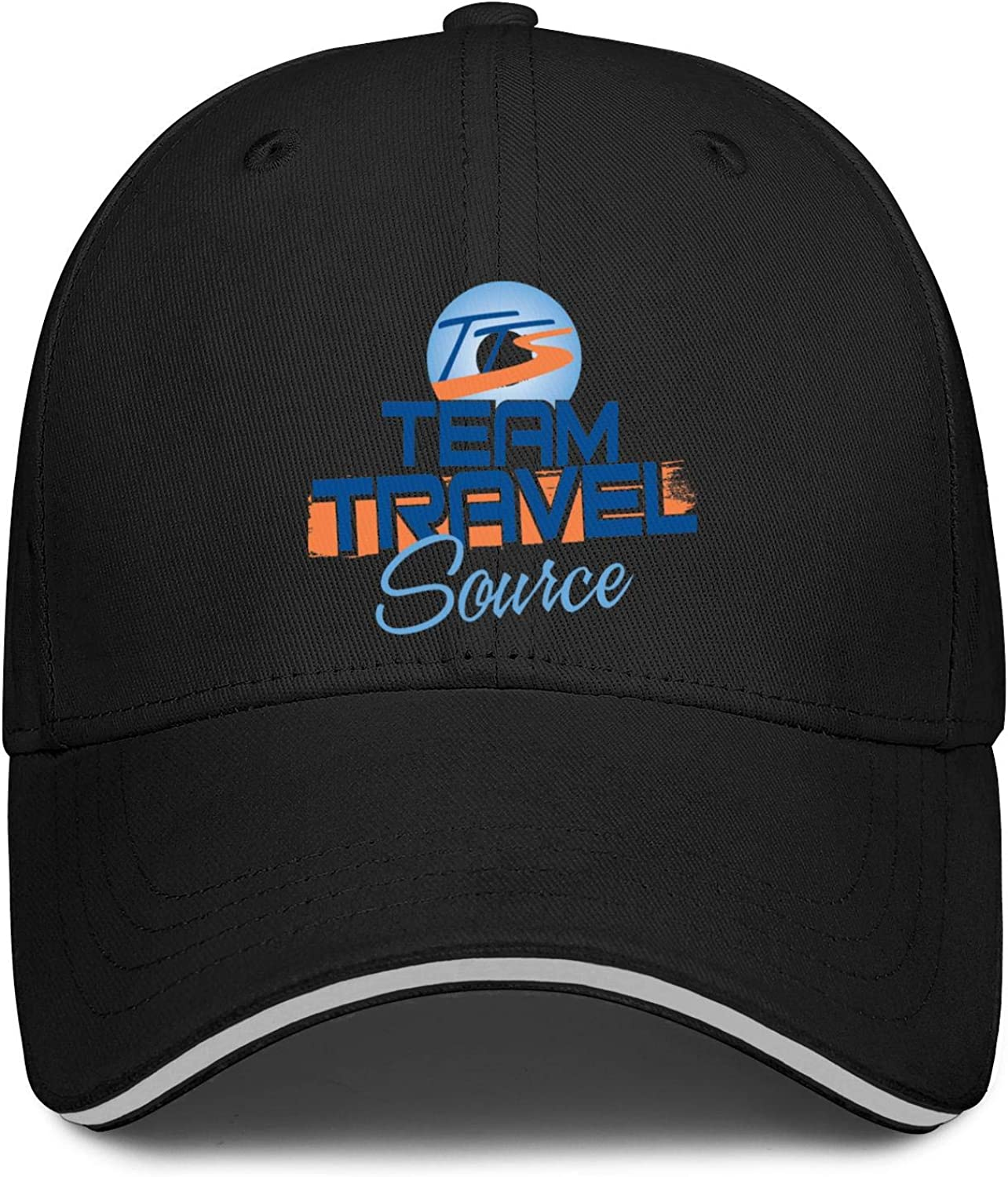 TylerLiu Baseball Cap Virginia Beach TTS Snapbacks Truker Hats Unisex Adjustable Fashion Cap