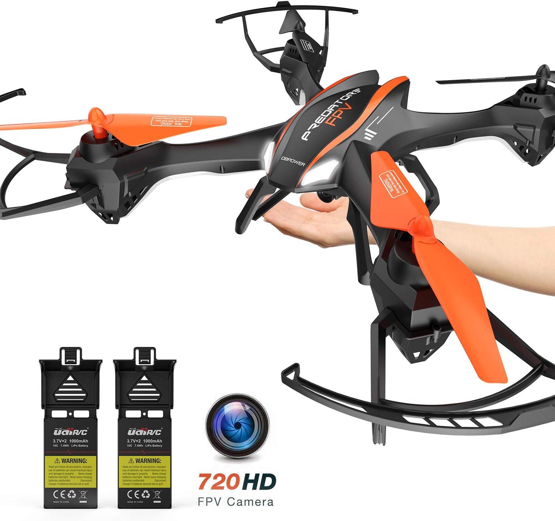 Hd Deluxe Rc drones Quadricóptero Drone Racing Com Câmera//avoidence Módulo 200W