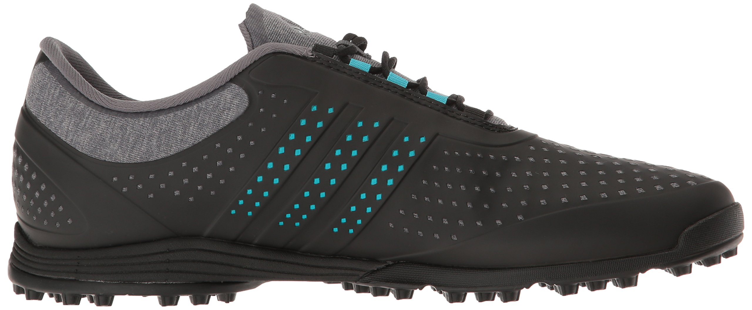adidas Women's Adipure Sport Golf Shoe, Grey, 7 M US by adidas (Image #7)