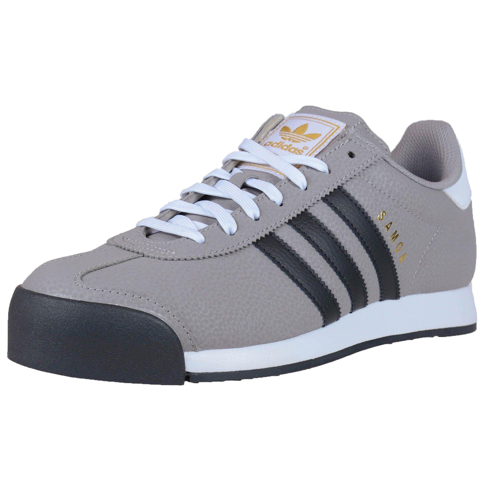 adidas Samoa Mens Shoes Solid Grey