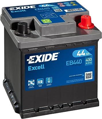 EXIDE Starter Battery EXCELL ** EB440