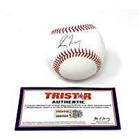 $139 » Greg Maddux Cubs Braves Signed Autograph Official MLB Baseball Tristar Authentic Certified