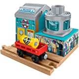 83c80a96f859 Fisher-Price Thomas & Friends Wooden Railway Shark Food Delivery Trackset