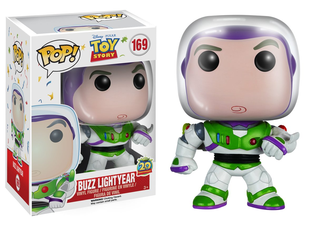 Product Toys /& Games Miscellaneous Funko Pop Disney Toy Story Buzz New Pose Action Figure 6876 Accessory Misc