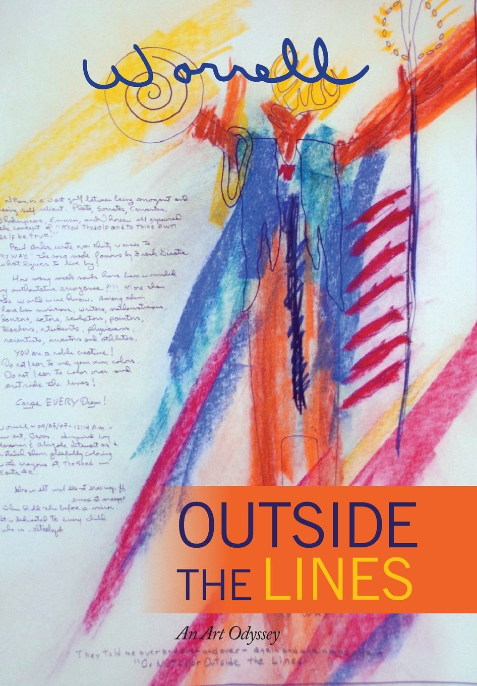 Outside the Lines: An Art Odyssey ebook