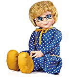 "Collectible Mrs. Beasley Talking Doll From Family Affair - 20"" by Ashton Drake"
