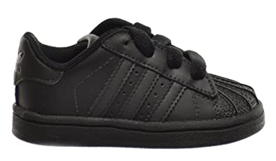 the latest 892b3 40cfa Adidas Originals Superstar 2 Baby Toddlers Sneakers Black 676622 (4 M US)