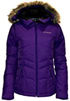 COLUMBIA MIDNIGHT SNOW II WOMEN'S OMNI HEAT DOWN JACKET