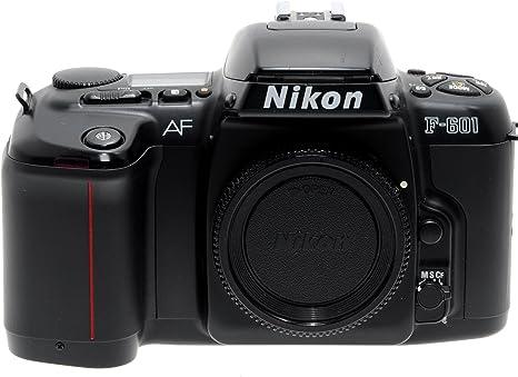 Nikon F601 Cámara Réflex Autofocus a Protector.: Amazon.es ...