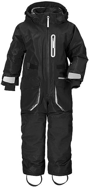 Didriksons - Abrigo para la Nieve - para niño Black (060) 120 cm (6-7 años): Amazon.es: Ropa y accesorios