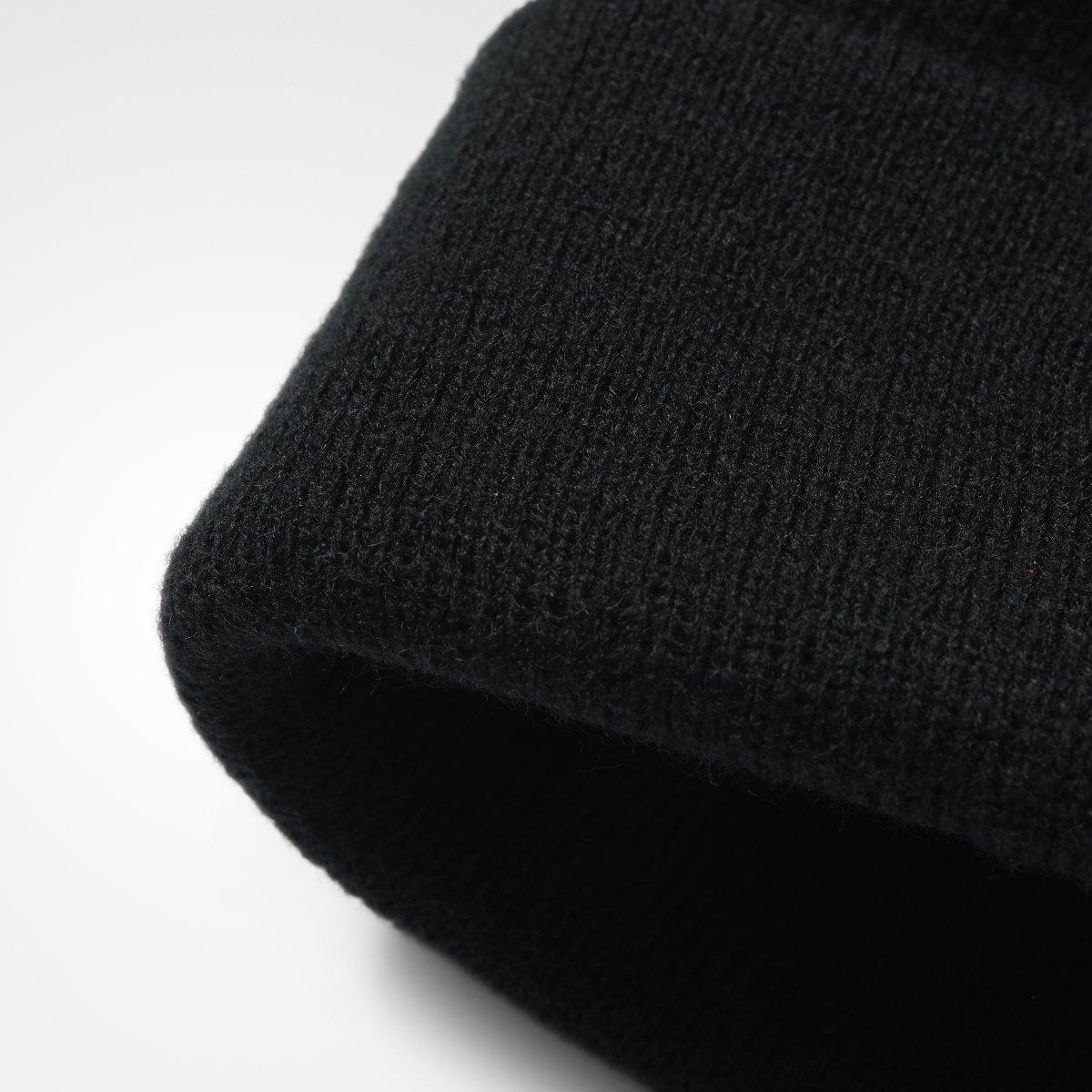 adidas Originals Seal Beanie Mütze Herren schwarz: